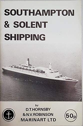 9780904478181: Southampton and Solent Shipping (Pocket book series ; 12)