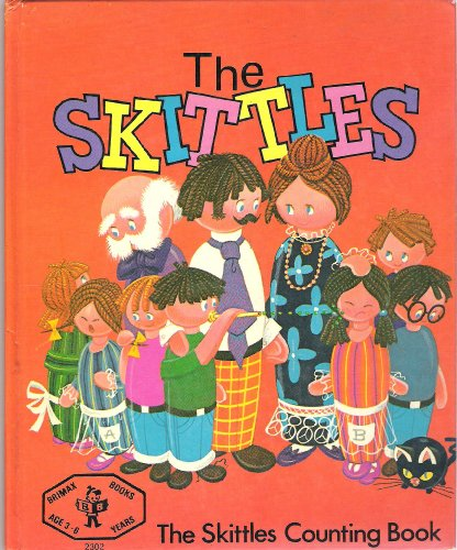 Skittles Counting Book (0904494144) by Kincaid, Eric; Kincaid, Lucy