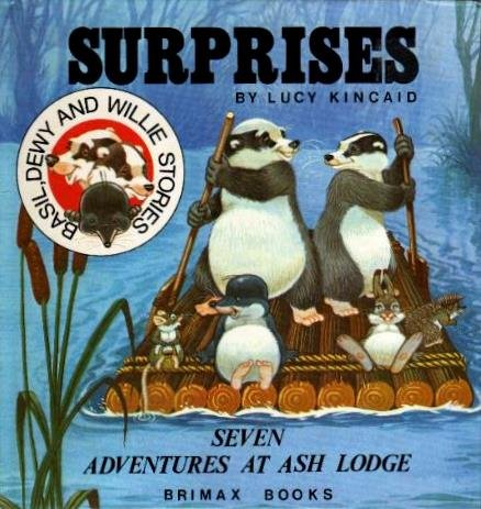 Surprises at Ash Lodge (Basil, Dewy and: Kincaid, Lucy