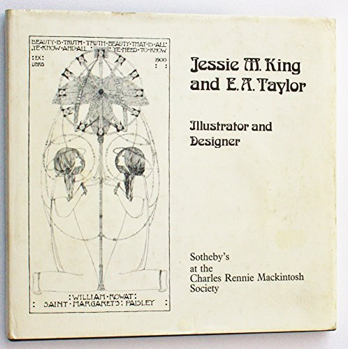9780904505313: Jessie M.King and E.A.Taylor: Illustrator and Designer