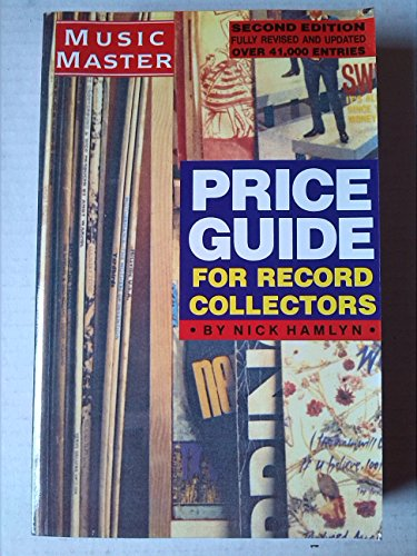 """Music Master"""" Price Guide for Record Collectors: Hamlyn, Nick"""