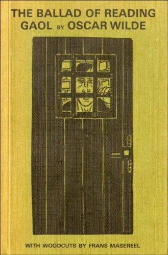 9780904526264: Ballad of Reading Gaol (Journeyman Chapbook)