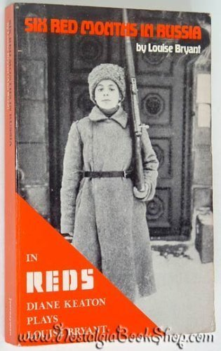 9780904526790: Six Red Months in Russia: Observer's Account of Russia Before and During the Proletarian Dictatorship
