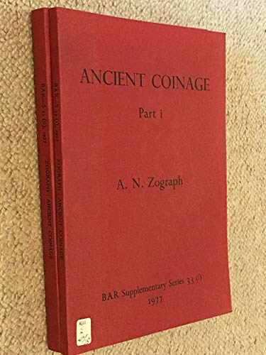 9780904531879: Ancient Coinage (British Archaeological Reports International Series)