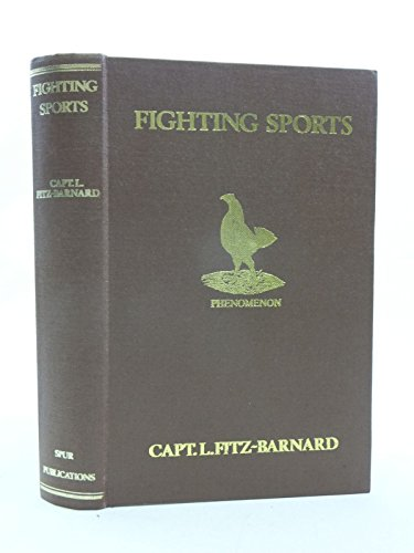 9780904558098: Fighting Sports