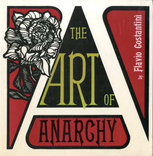 9780904564037: Art of Anarchy