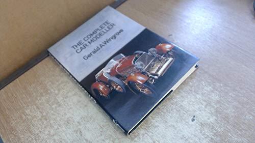 9780904568134: The Complete Car Modeller