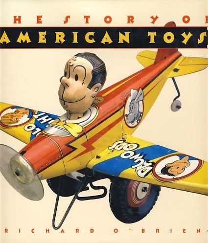9780904568684: The Story of American Toys