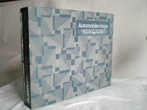 9780904568721: Automobiles Voisin, 1919-58
