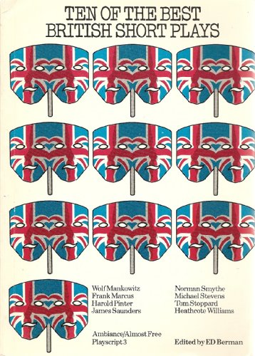 9780904571172: Ten of the best: British short plays (Ambiance/Almost Free playscripts ; 3)