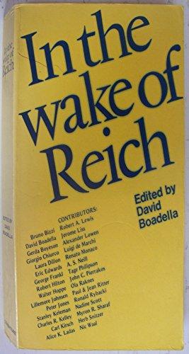 In the Wake of Reich: David Boadella