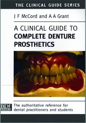 9780904588644: A Clinical Guide to Complete Denture Prosthetics