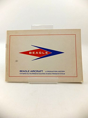 9780904597004: Beagle Aircraft: A Production History