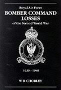 ROYAL AIR FORCE BOMBER COMMAND LOSSES OF THE SECOND WORLD WAR 1939-1940 VOLUME 1