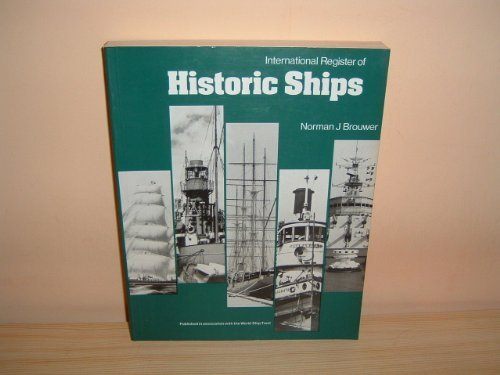 9780904614305: International register of historic ships