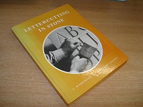9780904614312: Lettercutting in Stone