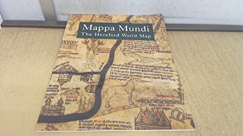 9780904642131: Mappa mundi: The Hereford world map