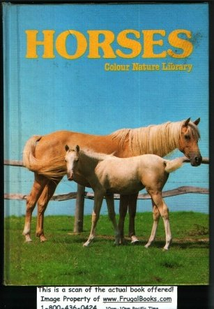 9780904681307: Horses (Color Nature Library)