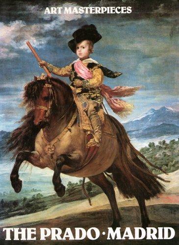 Art Masterpieces of The Prado in Madrid