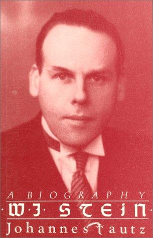 9780904693232: Walter Johannes Stein: A Biography