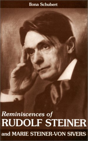 9780904693317: Reminiscences of Rudolf Steiner and Marie Steiner Von Sivers
