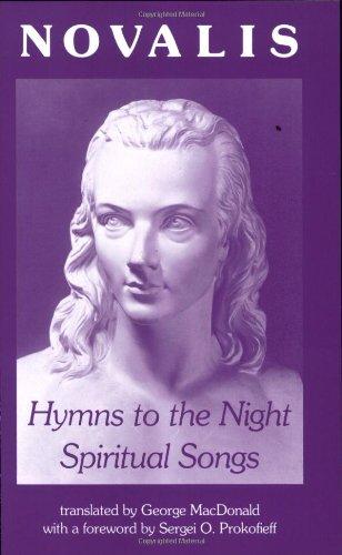 9780904693416: Hymns to the Night Spiritual Songs