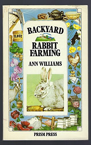 9780904727562: Backyard Rabbit Farming