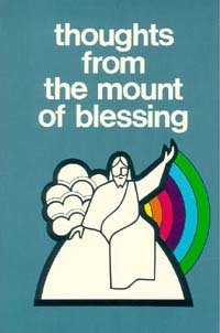 9780904748857: Thoughts From the Mount of Blessing