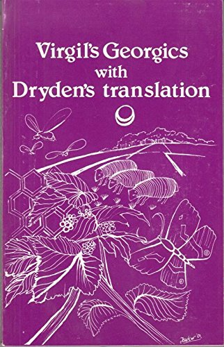 9780904790139: Virgil's Georgics with Dryden's translation