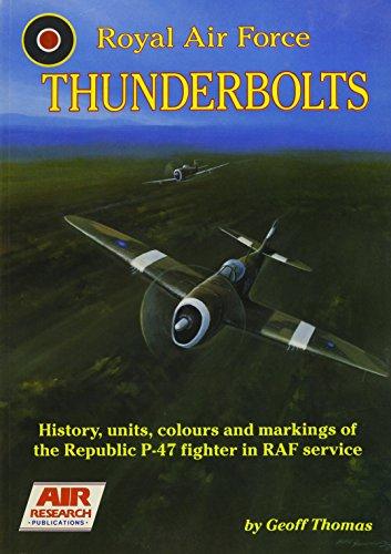 9780904811087: Royal Air Force Thunderbolts