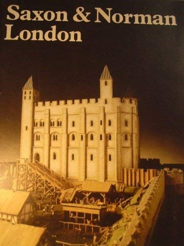 Saxon and Norman London (ISBN: 0904818047)