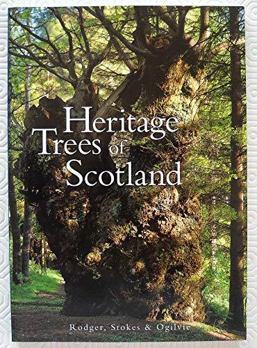 9780904853032: Heritage Trees of Scotland