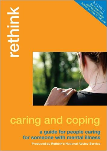 9780904854190: Caring and Coping: A Guide for People Caring for Someone with Mental Illness