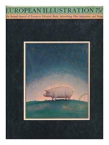 9780904866018: European Illustration 1975-76