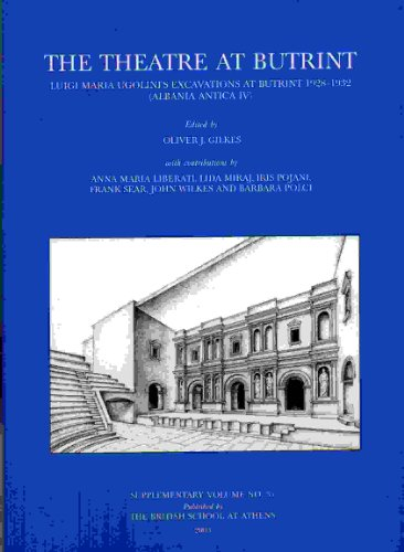 9780904887440: The Theatre at Butrint (British School at Athens)
