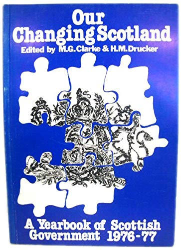 9780904919035: Scottish Government Yearbook: 1976-77