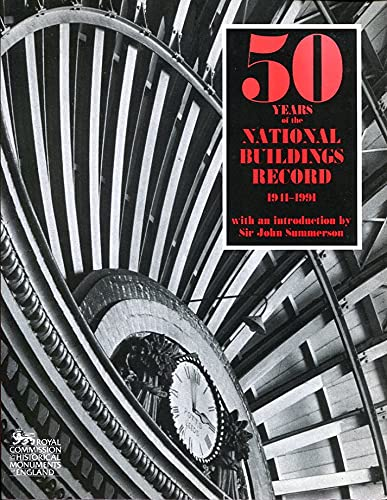 50 years of the National Buildings Record 1941-1991