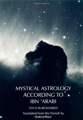 9780904975093: Mystical Astrology According to Ibn Arabi