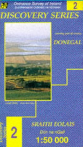 9780904996463: Donegal (North Central) (Irish Discovery Series)