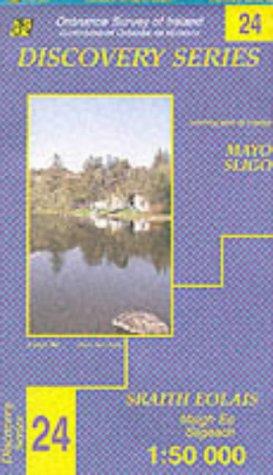 9780904996531: Carte de randonnée : Mayo - Sligo (en anglais)