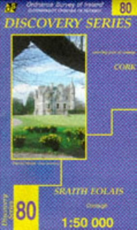 Discovery Map 80 - Cork (Discovery Maps): Ordnance Survey