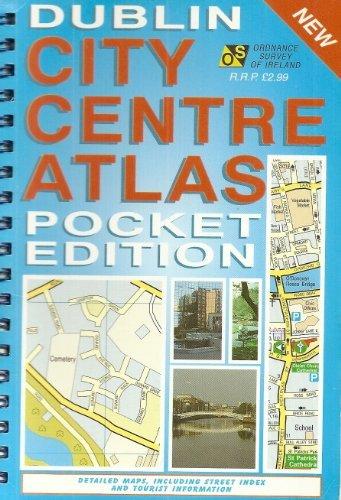 Dublin City Centre Atlas: Ordnance Survey