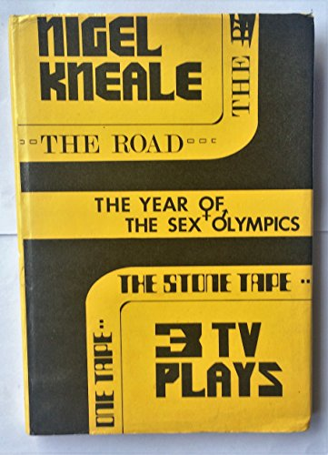 Year of the Sex Olympics: Three Television Plays: Kneale, Nigel