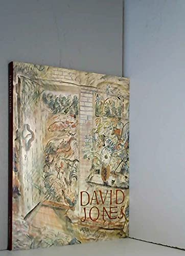 9780905005034: David Jones (Exhibition Catalogue)