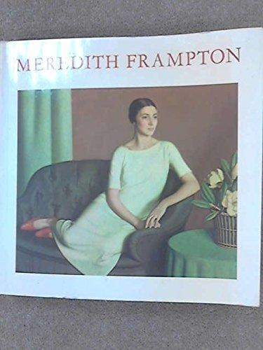 Meredith Frampton [exhibition: 17 Feb. 28 Mar.,: Morphet, Richard;Tate Gallery;Ferens