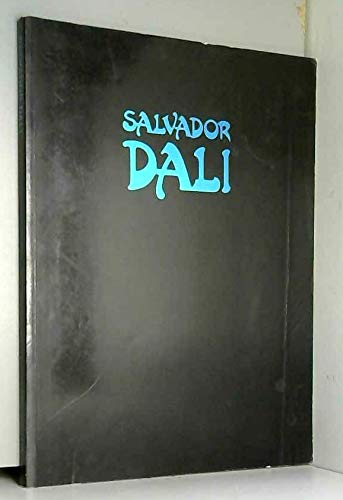 Salvador Dali: Catalogue