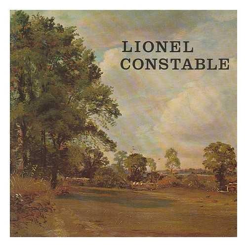 Lionel Constable: Constable, Lionel] Parris,