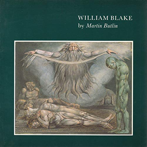 9780905005492: William Blake (Tate Gallery Colour Book Series)
