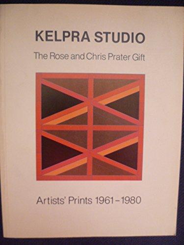 Kelpra Studio: An exhibition to commemorate the: Chris Prater