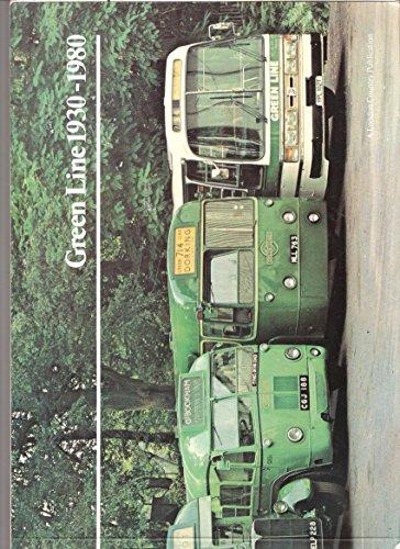 9780905009025: Green Line 1930-1980